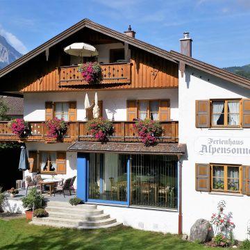 Ferienhaus Alpensonne