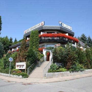 Themenhotel Terrassen Cafe