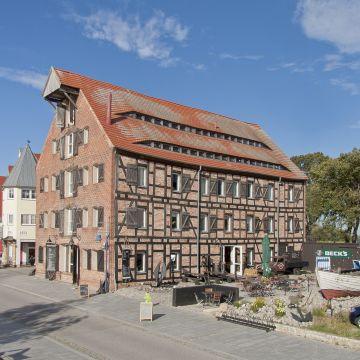 Hotel Der Speicher