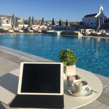 Myconian K Hotels Kalypso Kyma, Kohili & Korali
