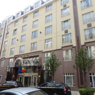 Hotel Renaissance Brussels
