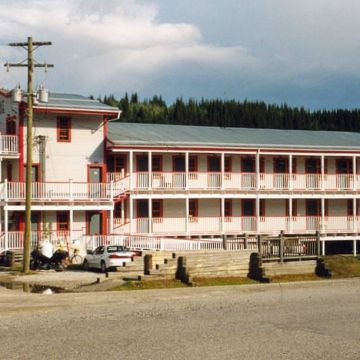 Hotel The Bunkhouse