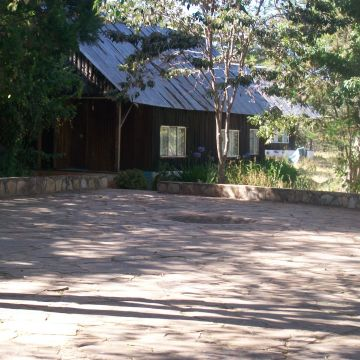 Hotel Maralal Safari Lodge