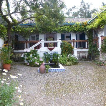 Hotel Hacienda Cusin