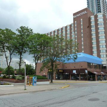 Hotel Novotel Toronto Mississauga