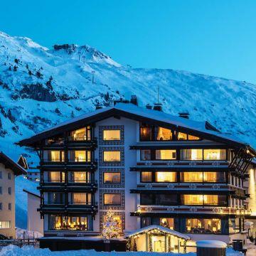 Hotel Thurnhers Alpenhof Zürs