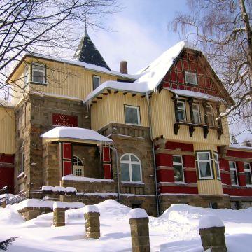 Natur Pension: Villa am Brocken - Ferienwohnungen Schierke