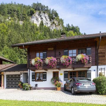 Ferienwohnungen Boigs - Haus am Wandei