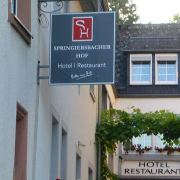 Hotel Springiersbacher Hof