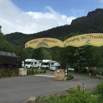 Camping am Treidlerweg