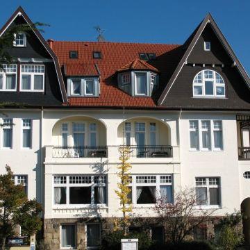 Hotel Kurvilla Fürstin Pauline