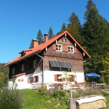 Bergwaldhaus Dreiangelhütte