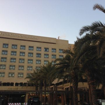 Hotel Intercontinental Jordan