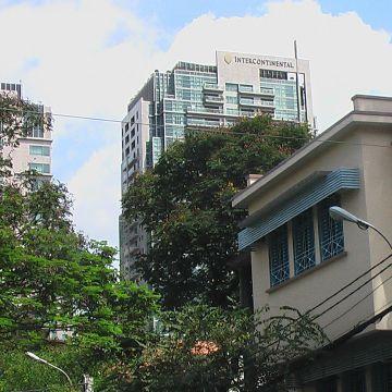 Hotel Intercontinental Asiana Saigon Residences