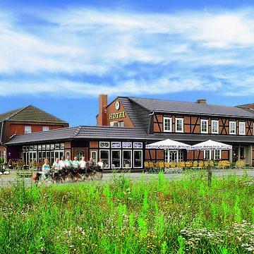 Ambiencehotel Zur Wolfsschlucht - das Wolfshotel® am Arendsee