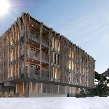 Mountain Design Hotel Eden Selva