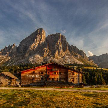 Hotel Almgasthof Ütia De Börz