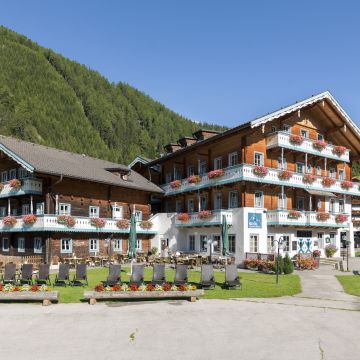 Scol Sporthotel Großglockner Haus Jenshof