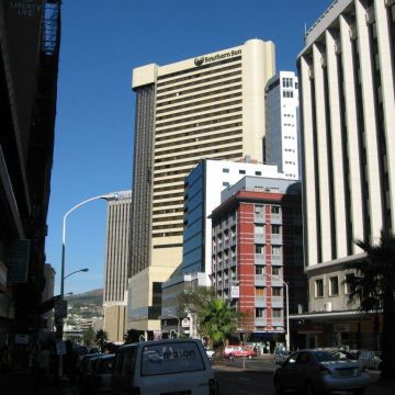 Hotel Southern Sun Cape Town