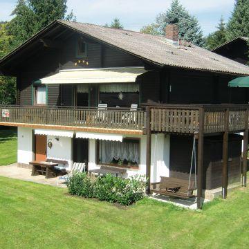 Feriendorf Am Hohen Bogen - Haus 14  Reiser