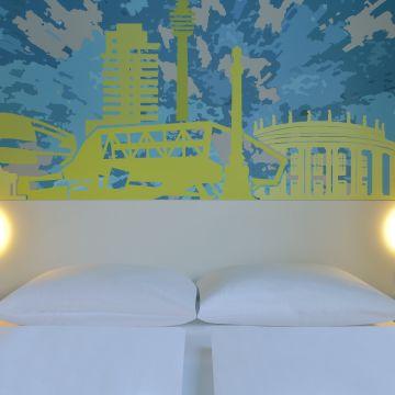 B&B Hotel Stuttgart-City