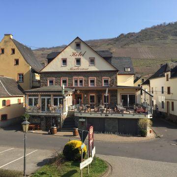 Hotel Moselterrasse Conzen