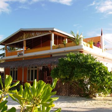 Kalhu Muraka Gästehaus & Diving