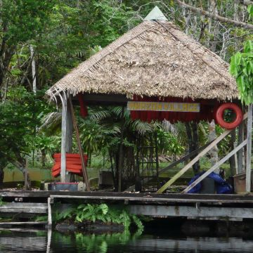 Amazon Village Lodge