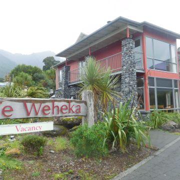 Hotel Te Weheka Inn