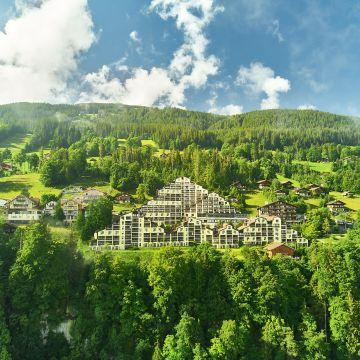 Dorint Hotel Blüemlisalp Beatenberg - Hotel & Apartments