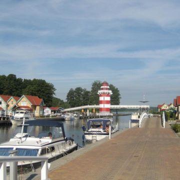 Ferienhäuser Sarcon Marinapark Rheinsberg