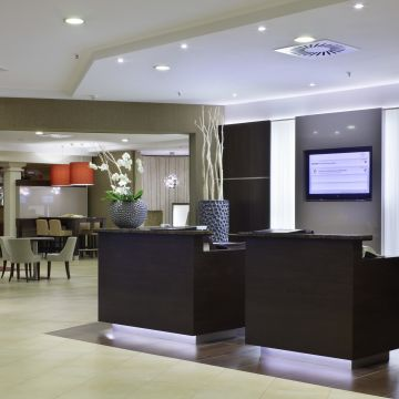 Courtyard Hotel by Marriott Hannover Maschsee