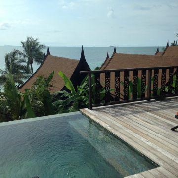 Hotel Kupu Kupu Koh Phangan