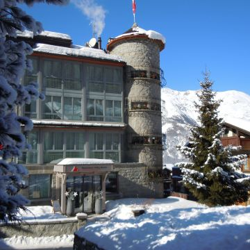 Turm Hotel & SPA Grächerhof
