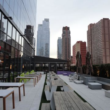 Hotel Yotel New York at Times Square West