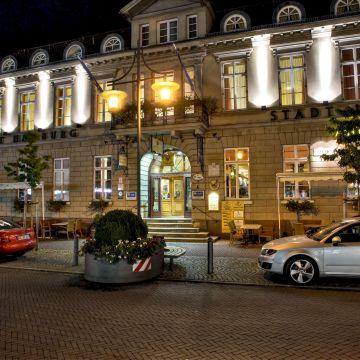 Comfort Hotel Stadt Hamburg   (geschlossen)
