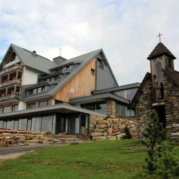 Resort Sv. František - Erlebachova Bouda