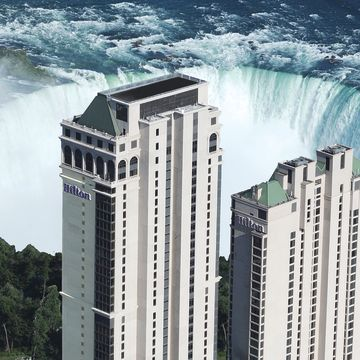 Hotel Hilton Niagara Falls / Fallsview