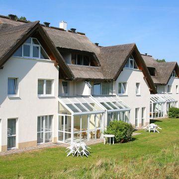 Strandhaus Mönchgut Ferienwohnungen Paradies Rügen