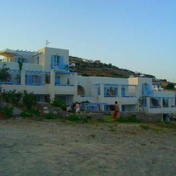 Apartments Paros Paradise