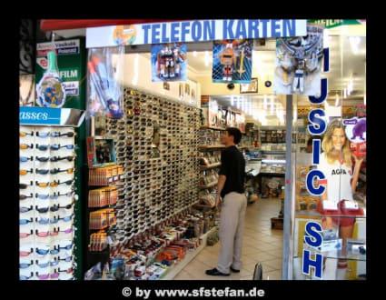 Geschäft in Side - Einkaufen & Shopping
