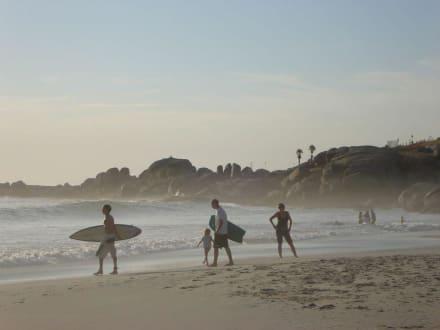 Surfer - Strand Camps Bay