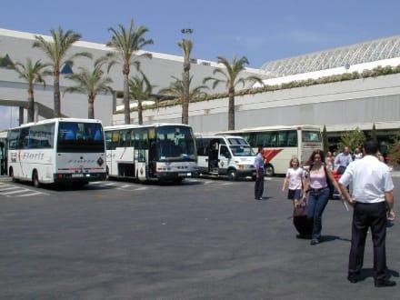 Flughafen Palma - Flughafen Palma de Mallorca/Son Sant Joan (PMI)