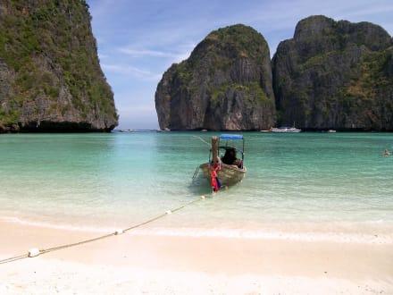 """The Beach"" - Maya Bay / The Beach"