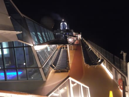 Joggingstrecke - Celebrity Equinox