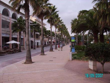 Hafenpromenade - Hafenpromenade Colonia Sant Jordi