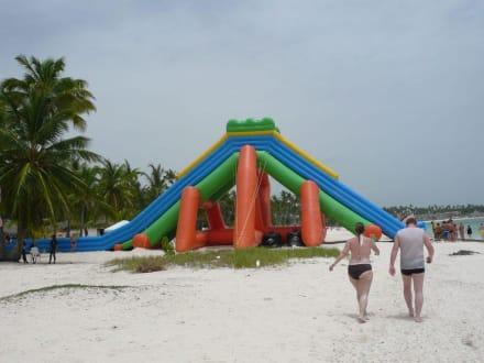 Ausflugsziel - Katamaran Tour Tropical Storm Punta Cana