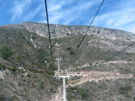 Die Seilbahn - Mount Calamorro