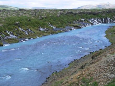 Lavawasserfälle - Lavawasserfälle