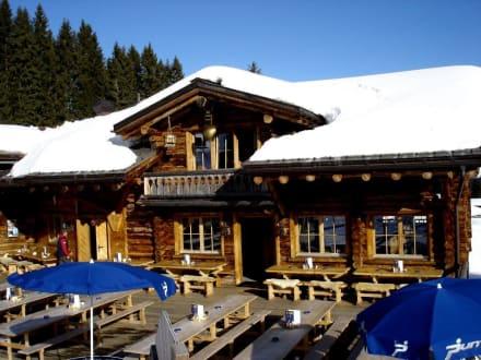 Alte Schwendi Klosters - Alte Conterser Schwendi